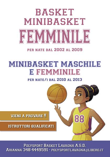 Centro Minibasket Lavagna